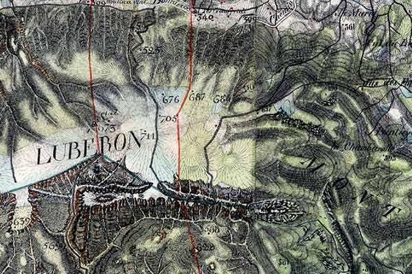 Les forêts anciennes du Luberon